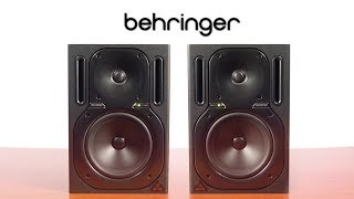 behringer B2030A Truth Active Studio Monitor, Single  Gear4music