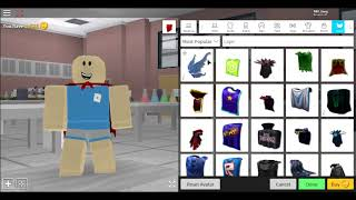 HOW TO BE CAPTAIN UNDERPANTS IN ROBLOXIAN HIGH SCHOOL 2018