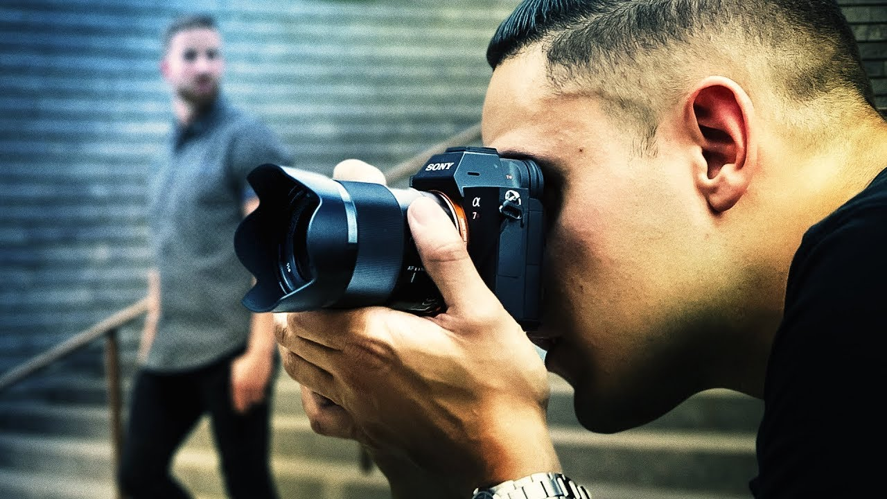 Sony's New FE 35mm f/1 8 | First Look
