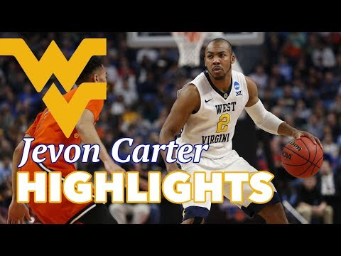 Jevon Carter West Virginia Offense Highlights Montage 2016/17 - NABC Defensive Player of the Year