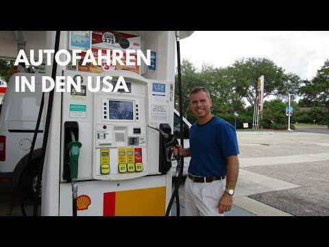 Autofahren In Den USA   Folge 20   Tanken