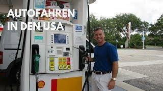 Autofahren in den USA | Folge 20 | Tanken