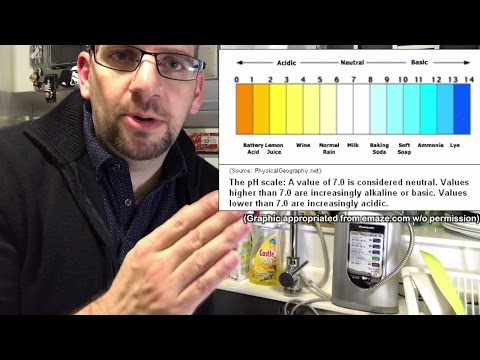 What Is Alkaline Water? Why Get A Water Ionizer? Debunking The Claims!