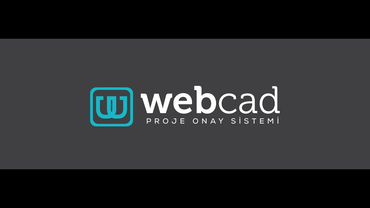 Webcad Tanıtım