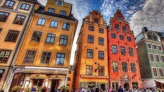 видео Достопримечательности Стокгольма