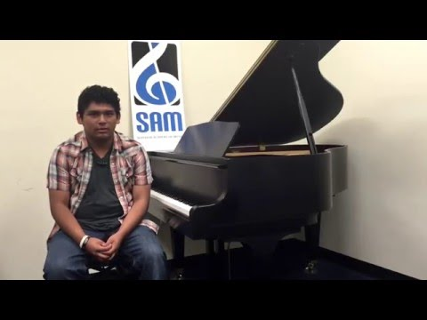Superior Academy of Music Student Testimonial 1