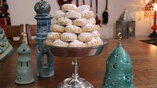 كعك العيد السادة - مطبخ منال العالم