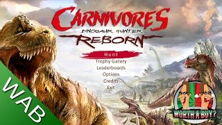Carnivores Dinosaur Hunter reborn Review - Worth a buy?