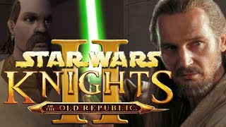 A FELLOW JEDI! | Star Wars Knights of the Old Republic II: The Sith Lords | Episode 34