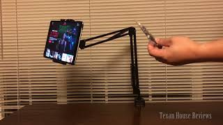 Benks Lazy iPad Mount, Table Holder, Universal Long Arm