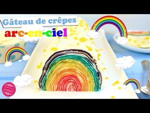 🌈-gateau-de-crepes-arc-en-ciel-au-chocolat-blanc-{-recette-chandeleur-!-}-🌈