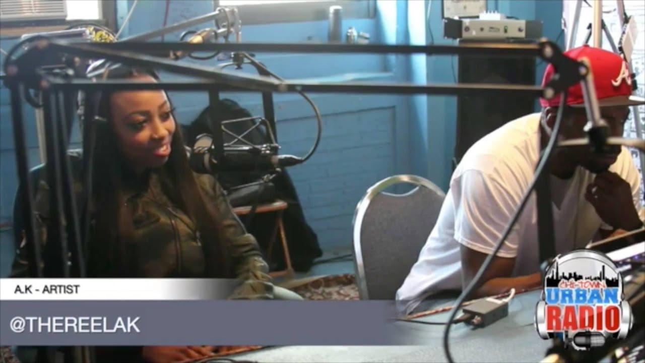 Chi Town Urban Radio - Interview -AK