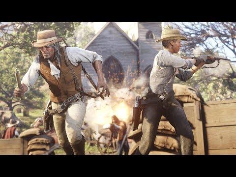 Red Dead Online: May 31 Community Livestream - Rockstar Games