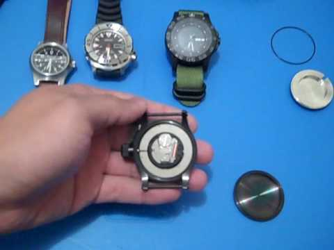 mtm hypertec watch fake military special ops poorly built and cheap big scam
