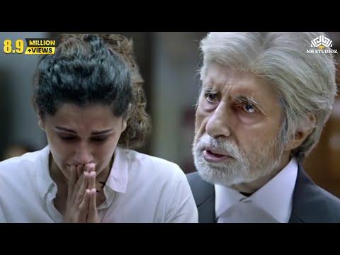 Tapsee Emotional Statement In Court | Amitabh Bachchan Case Hearing Scene 3 | Pink Movie Mp3