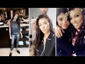 Kourtney Kardashian | Snapchat Videos | February 2017 | ft Kylie Jenner & Kim Kardashian