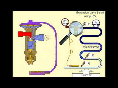 TXV Basics - HVAC Training - HVAC Training Solutions