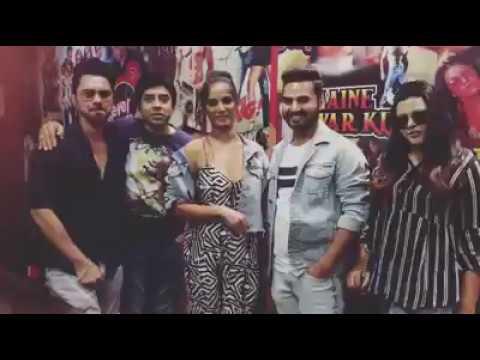 Team of the jaurney of karma/ danish alfaaz/ poonam Panday/ lyla sharma