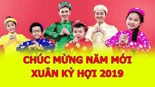 Tết Kỷ Hợi 2019 sắp đến rồi, cùng Thanh Duy, Đại Nhân và bé Ku Tin rước Xuân về nào các bạn ơi!!!!