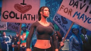 Obey! Aliens are Your Friends: Keith David Betrayal Speech (Saints Row 4. Sexy Girl)