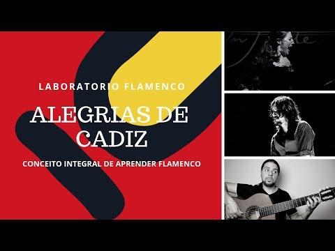[TOTAL FLAMENCO] 2º Laboratório - Alegrias & B. de Cádiz - A. Marzagão/L. Khatib