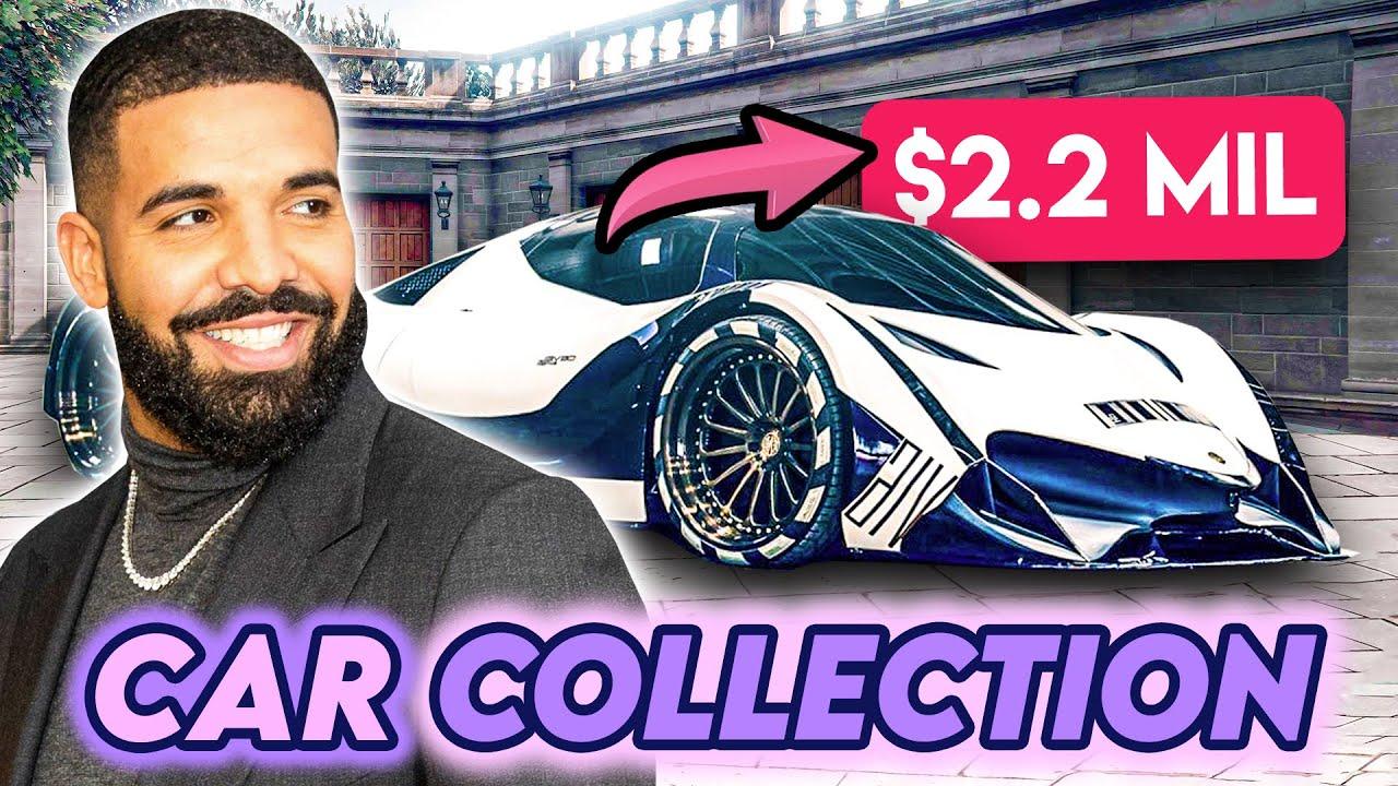 Drake | Car Collection | Rolls Royce, Lamborghini, Ferrari, Bentley & Deval Sixteen