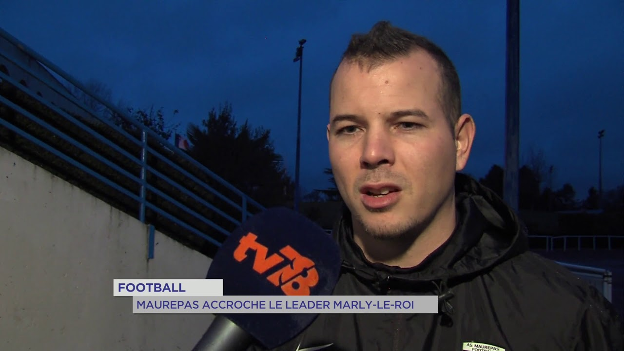 Yvelines | Football : Maurepas accroche le leader Marly-le-Roi