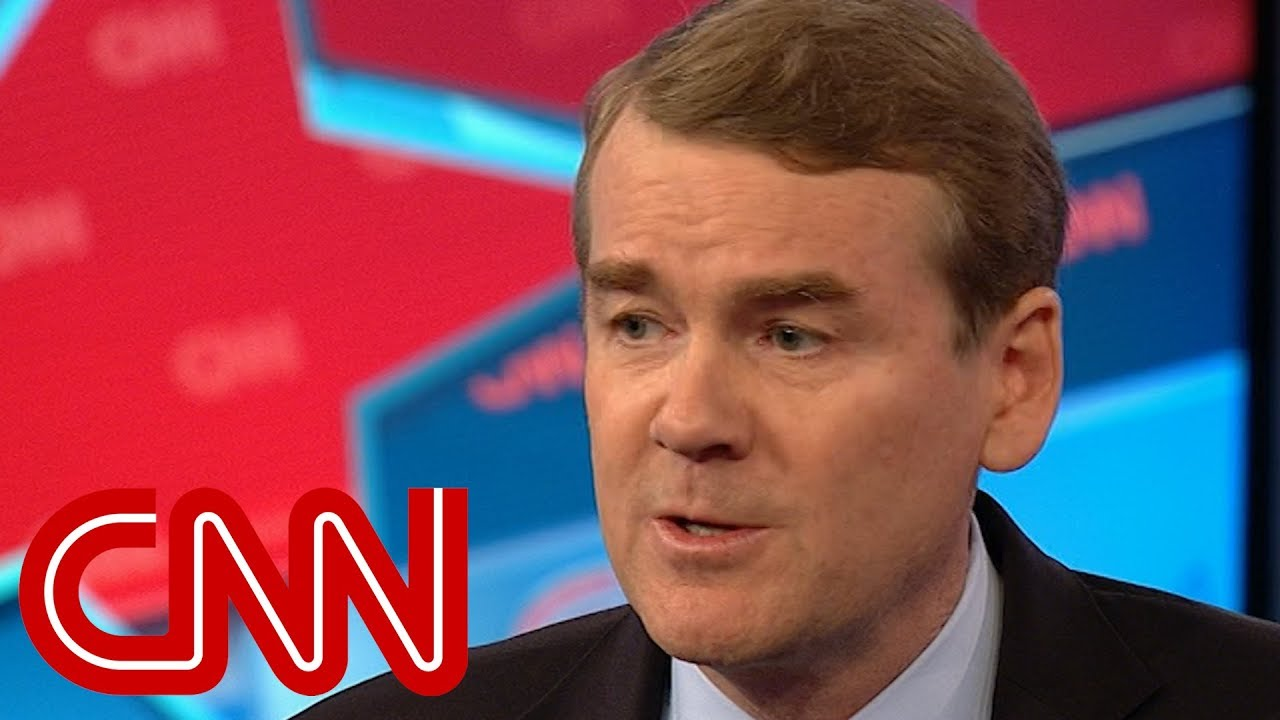 Michael Bennet: Trump wants Democrats to attempt impeachment