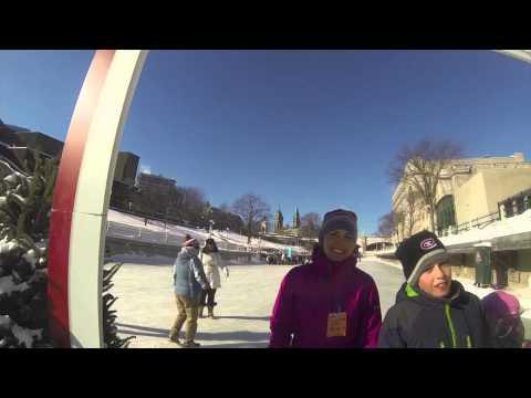 Ottawa Montreal Trip 2015