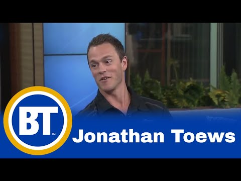 How Blackhawks captain Jonathan Toews started playing hockey
