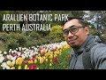 Spring in Araluen Botanic Park Perth Australia