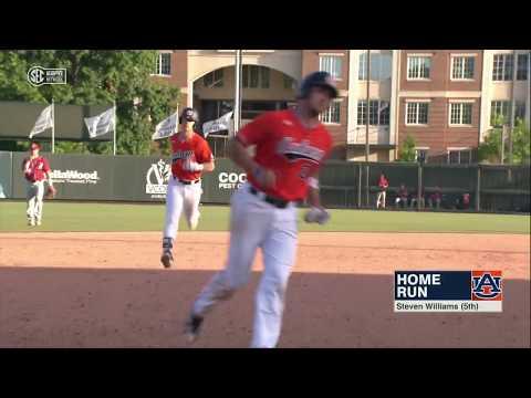 Auburn University Sports - Auburn Baseball vs Alabama Game 3 Highlights