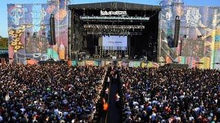 """Público canta """"olê, olê, olá... Lula"""" no #Lollapalooza"""