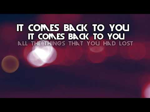 Imagine Dragons - It Comes Back To You - Lyrics HD