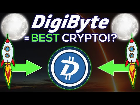 Digibyte Is The BEST Crypto!? (Don't MISS Out, Skyrocket SOON!)