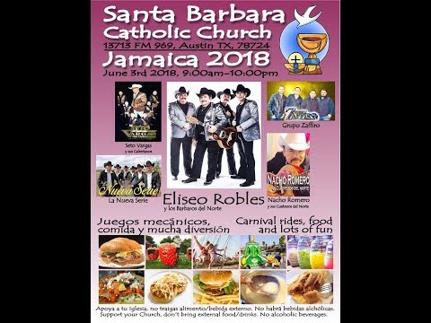 Jamaica Iglesia Santa Barbara 2018