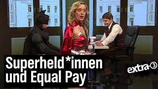 """""""Extra-3""""-Night Live – Ungerechte Bezahlung für Wonder Woman"""