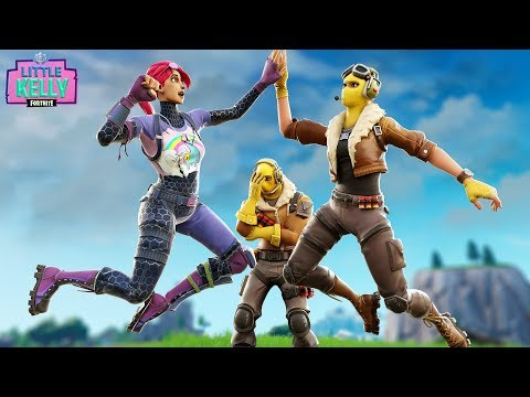 RAPTOR'S SECRET EX GIRLFRIEND AND LITTLE KELLY BECOME BEST FRIENDS | Fortnite Short Film