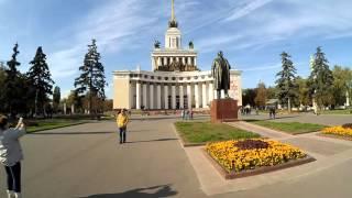 экскурсия по ВДНХ (Russia & USSR) 2015