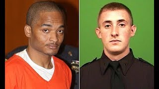 Man s entenced to life in p rison in slaying of NYPD c op
