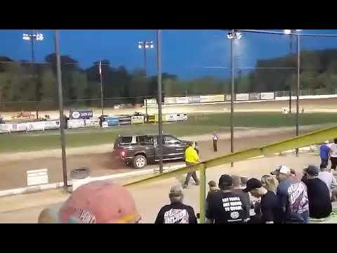 Spectator race @ Brewerton Speedway 8/11/16