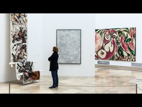 Katy Siegel on Postwar Art Between the Pacific and the Atlantic | MoMA LIVE