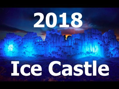 Ice Castles Lincoln Nh 2018 Youtube