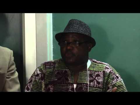 Africa Communicating Q&A