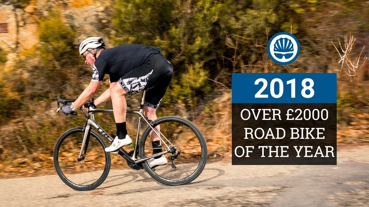 6e11a5d6396 Trek Émonda SL 6 Pro - Road Bike of the Year Over-£2000 Winner - YouTube