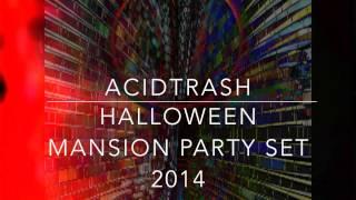 "AcidTrasH """"HalloweenMansionPartySet"""""