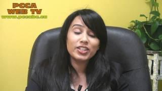 SAIMA NAZ ON PCCA WEB TV P2