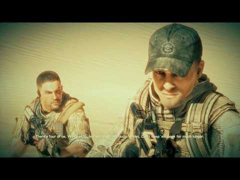 spec-ops-the-line-[chapter-1]-the-evacuation-[gameplay+download]