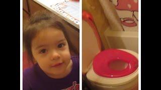 Vlog: *January 2, 2016* ~Maddie vs. The Potty!~