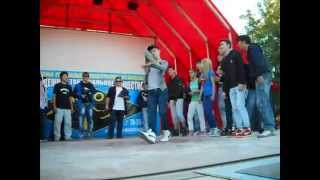 Break Dance vs Electro Dance 2012